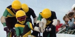 Jamaica Bobsleigh Team