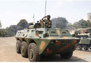 Rising Kenyan Defence Spending To Hit $5.5 Billion By 2018
