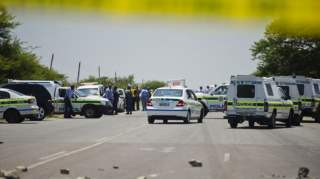 Police Brutality In The Spotlight Once Again In South Africa