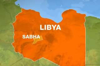 Libyan Government Launches Air Strikes In The South