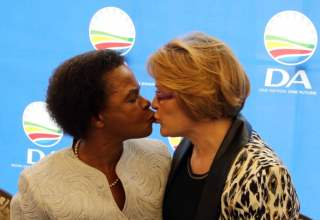 New Political Alliance Collapse In South Africa