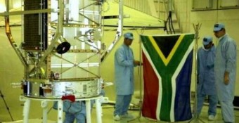 South African Satellite