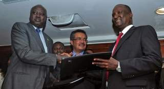 South Sudan Government And Rebels Sign Ceasefire