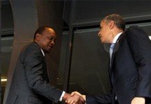 The Reason Why Obama Invited Uhuru Kenyatta To USA