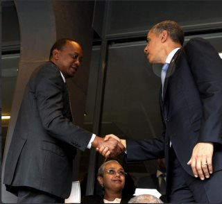 CIA Agents Want 'Total Control' Of Kenya's Security Prep For Obama Visit