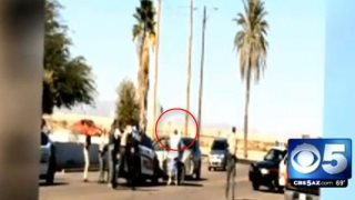 (VIDEO) Arizona Cops Slaughter Unarmed Man With His Hands In The Air
