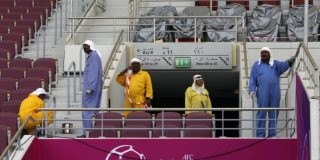 Africans, The Gulf's New Disposable Workforce