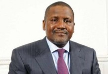 Africa's Richest Man, Alhaji Aliko Dangote, Pays Courtesy Call on President Sirleaf;