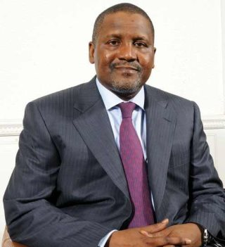 The Rise And Rise Of Africa's Richest Man