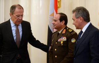 Egypt close to $3 billion arms deal with Russia