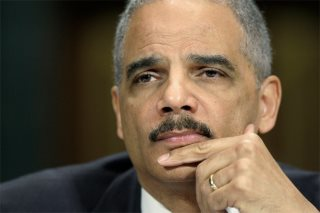 US Attorney General Eric Holder Hospitalised