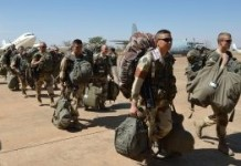 France, Germany Send Troops To Mali