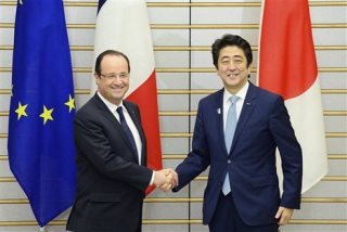 France, Japan Form Alliance Targeting Chinese Influence In Africa