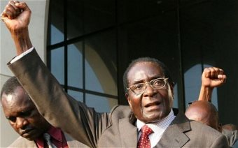 President Mugabe Calls For New World Order