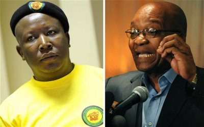 South Africa: Election 2014 Will Be ANC Vs. EFF