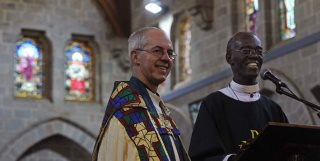 Kenyan Church Leader Opposes UK Archbishops' Stand On Gay Marriage