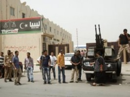 Libyan Militias Order Order Government To Step Down Or Face Detention