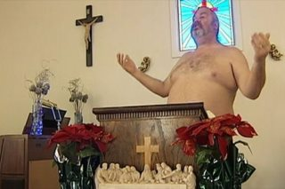 Church Now Encouraging Nudity … Says 'Jesus Was Crucified Naked'