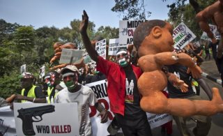 Kenya Accuses United States Of Funding Anti-Govt Protesters