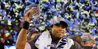 Russell Wilson Proves Doubters Wrong, Becomes Second Black Quarterback To Win Super Bowl