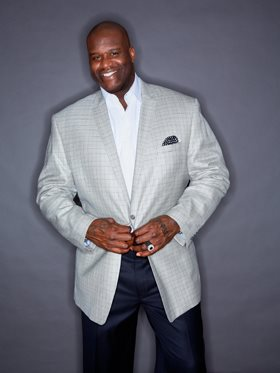 Shaquille O'Neal Debuts Menswear Collection