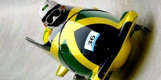 Sochi 2014 Jamaican Two-Man Bobsleigh Team Ready To Roll