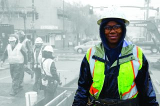 The Trials & Triumphs of Black Women In The Construction Industry