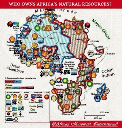 Map That Could Save Africa A Trillion Dollars