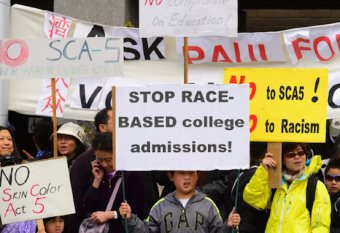 Asians Join Conservatives To Sink Affirmative Action Bill In California - A Must Read
