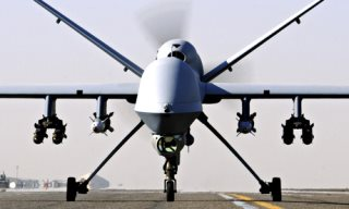 British Drones To Be Sent To Africa And Middle East