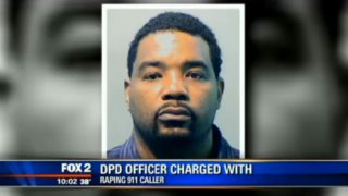 Detroit Cop Rapes Women Who Called 911 On Her Boyfriend