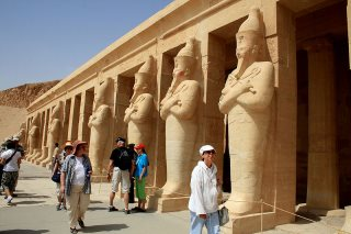 Egypt Tourism Totally Collapsed, Changes Needed - Minister