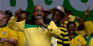 Sharp Fall For ANC Expected In 2014 Elections