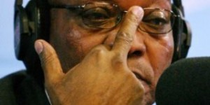 South Africa's President Zuma: Is Having A 'Let Them Eat Cake' Moment