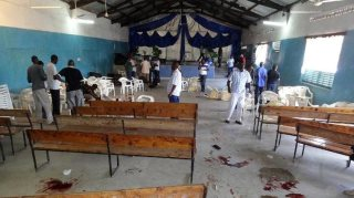 Muslim Terrorists Kill Four Kenyans In Terror Attack
