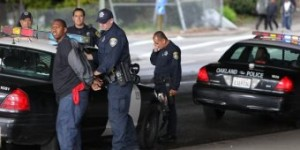 Oakland Police Stops
