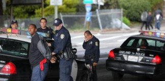 Black-Americans Are 28 Percent Of Oakland's Population, 62 Percent Of Police Stops