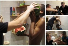 South African Student Terrorized in Russia