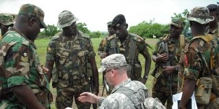 U.S. Sending Aircraft, More Troops To Uganda