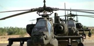 U.S. To Deliver Apache Attack Helicopters To Egypt