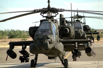 Preparing For War: Egypt Looking To Buy More Apache Helicopters
