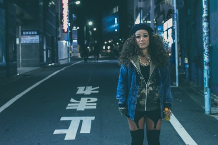 'B-Stylers', Japanese Teens Who Want To Be Like Poor Blacks