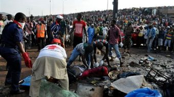 Dozens Killed In Nigeria Bus Station Bombing