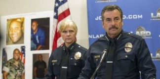 LAPD Officers In Black Neighborhoods Tampered With Car Recording Equipment