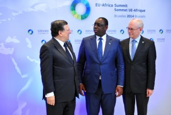 Gathering In Brussels Undermines African Unity