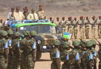 East Africa To Form Standby Force