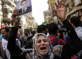 Egyptian Court Sentences 683 People To Death