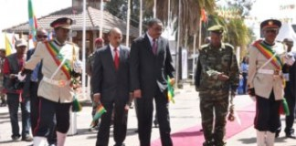Ethiopia Sign Bilateral Military Diplomacy Agreements With 14 Nations