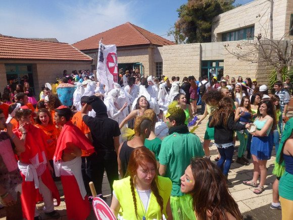 Israeli Teens Dressed As KKK And In 'Black Face' For Mock Lynching At School Purim Party