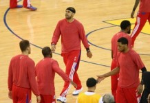 Spineless Protest By Clippers' Players Over Owner's Racist Remarks